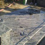 cavou din granit azul pavone